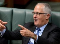 PM Turnbull announces 3bonkcommission